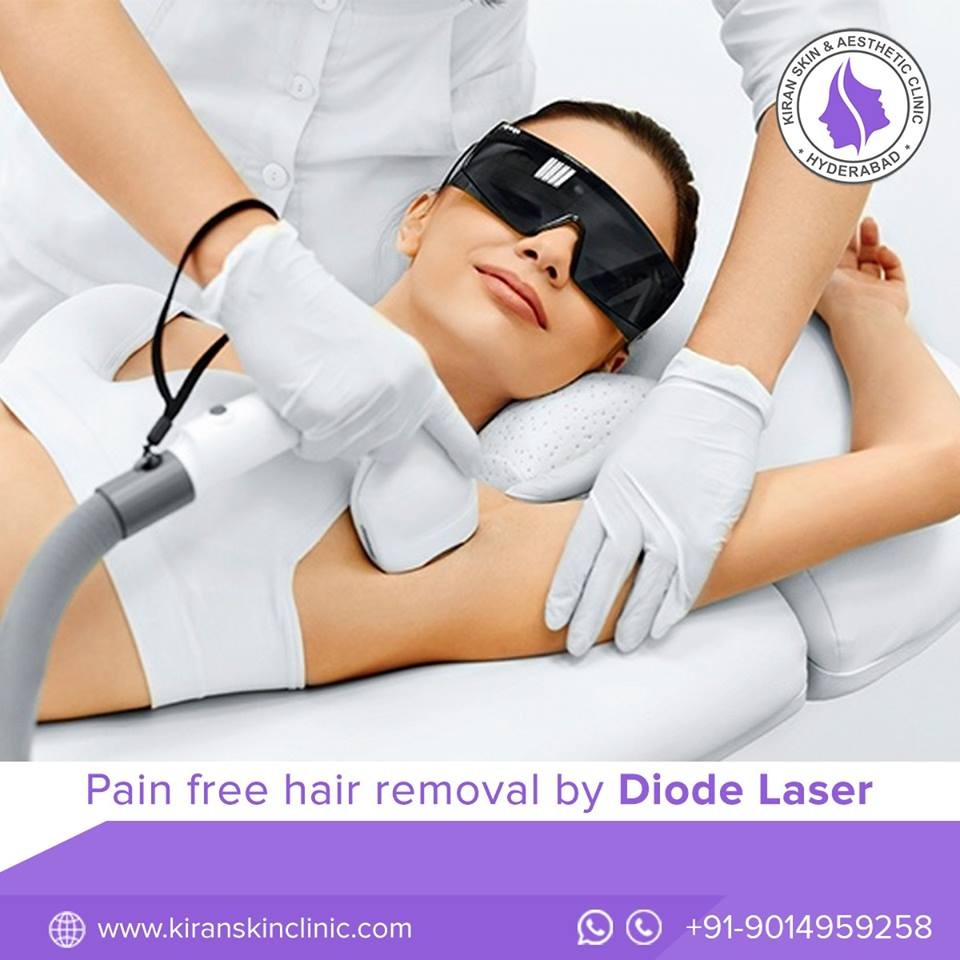Hair Removal Treatment In Hyderabad Laser Hair Removal Treatment