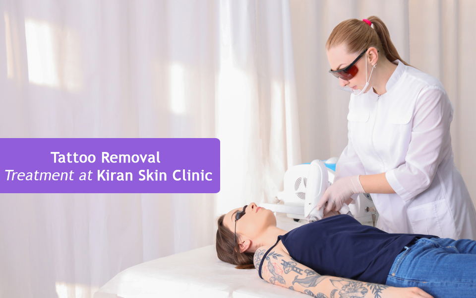 Tattoremoval Treatment In Hyderabad Kiranskinclinic