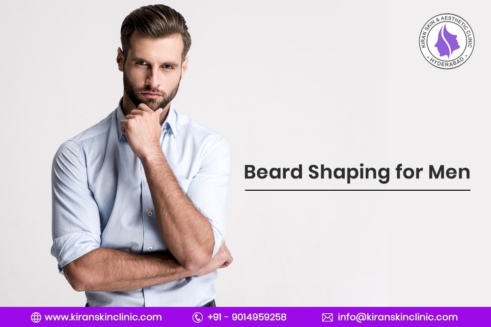 Beard Shaping