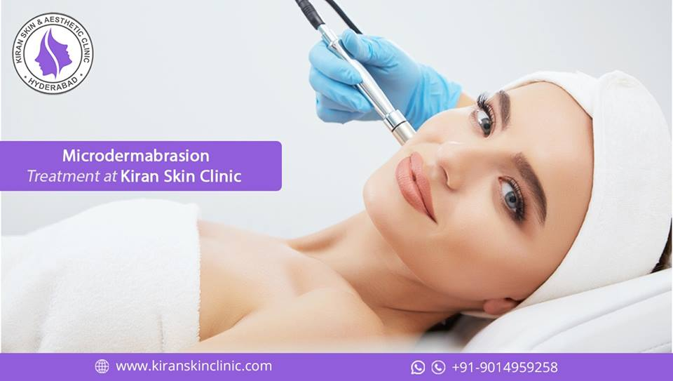 #Microdermabrasion_Treament_in_Hyderabad