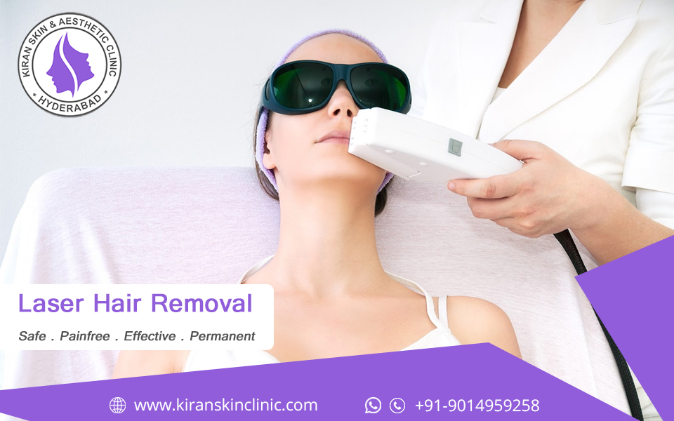 #Laser_Hair_Removal_Treatment_in_Hyderabad